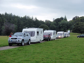 2000 Caravan Club Cymru Events For 2018